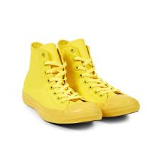 converse uomo alte gialle