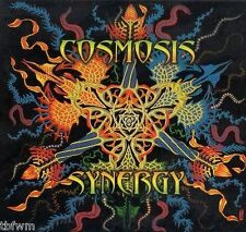 Cosmosis - Synergy - RARE CD - TRANSIENT RECORDS - GOA TRANCE