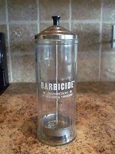 Vintage Barbicide Disinfectant Bottle-Kings Research Inc.