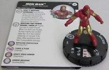 IRON MAN FF001 Avengers Infinity Fast Forces Marvel HeroClix