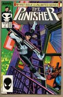 Punisher #1-1987 vf 8.0 1st issue of the regular series Klaus Janson