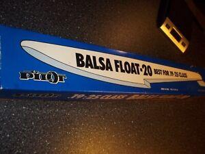 O K MODELS PILOT BALSA FLOAT-20 REMOTE CONTROL MODEL AIRPLANE FLOAT KIT 19-25