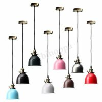 Vintage Antique Modern Hanging Ceiling Pendant Light Holder Lamp Shade Fixture