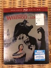 An American Werewolf in London (Blu-ray Disc) Restored Edition with Slipcover