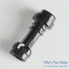 Lego Star Wars - Seven Lightsaber Hilt Handle - Black - 64567 - NEW