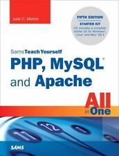 Sams Teach Yourself Php, MySql and Apache All in One [5th Edition]
