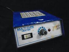 Fibertron Fiber Optic Multi Cure Heater Epoxy Curing Oven 20 Place Tube Block