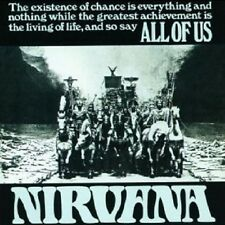 NIRVANA (UK) - ALL OF US (REMASTERED)  CD  16 TRACKS PSYCHEDELIC ROCK  NEU