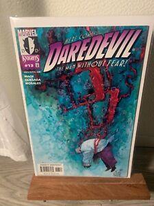 Daredevil Vol 2 13 2000 (High Grade) Bendis/Alex Maleev cover