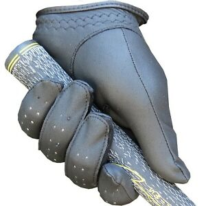 Black Golf Gloves Glove MENS or LADIES LEFT or RIGHT Hand ALL WEATHER SALE PRICE