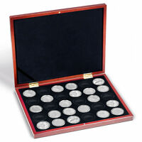 Münzkassette VOLTERRA UNO für 30 dt. 20-Euro-Gedenkmünzen in Kapseln (354474)