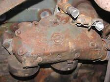 Detroit Series 60 12.7 Liter Oil Filter Housing Diesel Engine  Peterbilt IH