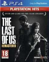 The Last of Us: Remastered (PS4) PEGI 18+ Adventure: Survival Horror ***NEW***