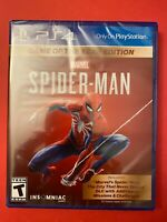 NEW & Sealed: Spider-Man Game of the Year Edition for PS4 (Marvel, GOTY, 2019)