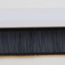 Door Draught Excluder Brush Strip Bar | 25 mm Exitex Heat Seal Energy Savings