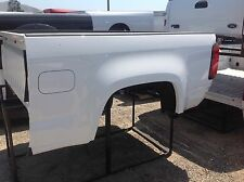 2015 Chevy Colorado 6' Pickup Bed White New Takeoff TRUCK BED. Off Xtra Cab TRK