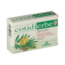 COTIDIERBE 45 COMPRESSE INTEGRATORE CON ERBE PER FAVORIRE TRANSITO INTESTINALE