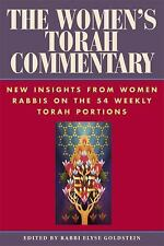 The Women's Torah Commentary : New Insights from Women Rabbis on the 54...