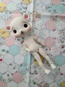 Authentic Legit BJD Doll Crobidoll Anthro Pola Limited Animal Bear 🐻❄️