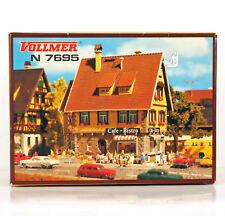 Vintage VOLLMER 7695 Gauge Spur Voie N  KIT  Cafe-Bistro