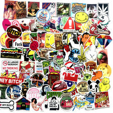 Us Seller-1000 Stickers Bomb Decal Vinyl Car Skate Skateboard Laptop Luggage