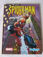 Spiderman Annual 2004  H/C Marvel Pedigree book