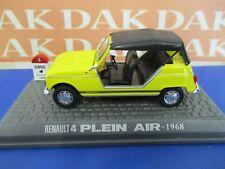 Die cast 1/43 Modellino Auto Renault 4 Plein Air 1968 chiusa