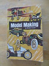 Model Making by Herbert Lozier (1967, paperback)