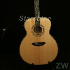 Handmade Full Solid Best Job Limited Edition 43In Jumbo Acoustic Guitar