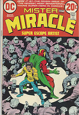 Mister Miracle #15 Sept 1973