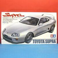 Tamiya 1/24 Toyota Supra [Mark IV JZA80] model kit #24123