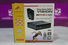 SINTONIZADOR TV TDT EASY HOME DVB-T VISION SCART USB COMO NUEVO