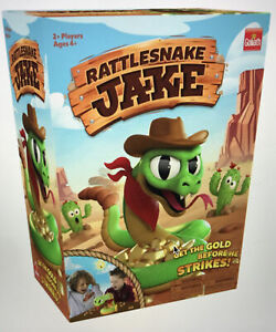 Rattlesnake Jake Get The Gold Before He Strikes! Game by Goliath
