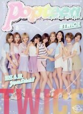 Popteen Special Edition August Aug 2017 TWICE Japanese Fashion Magazine