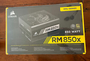 Corsair RM850x High Performance ATX Power Supply