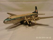 Vintage KLM-Royal Dutch Airlines Friction Plane - Made in Japan