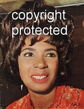 Shirley Bassey UK '64/5 Fabulous 208 mag poster