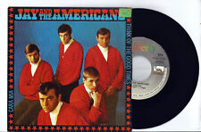 JAY AND THE AMERICANS - CARA MIA 7''/45 PORTUGAL POP ROCK 1965 RARE