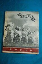 Viktors Kaminskis Latvia 1947 paperback Apgada text in English and Latvian
