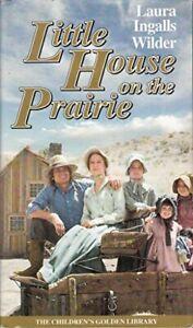 Little House on the Prairie (Children's Golden Librar... by Wilder, Laura Ingall