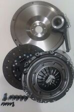 VW BORA 1.9TDI 1.9 TDI 74KW 4MOTION FLYWHEEL AND CLUTCH KIT WITH CSC & ALL BOLTS