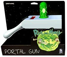 Official Rick and Morty Portal Gun Toy from Adult Swim Rick&Morty Fun Accessory