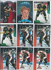 Pavel Bure  31-Lot Inserts Parallel Oddball