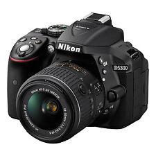 Nikon D5300 Kit w/18-55mm G VR II (Black) *OPEN BOX - DEMO*