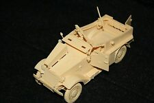 1/35 1033 US Pre WWII Early M2A1/M3 Scout Car  complete Resin Model Kit