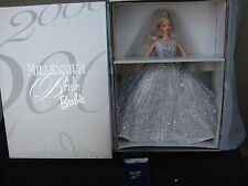 Millennium Bride Barbie 2000 Limited Edition Collector's Pin + Shipper  NRFB MIB
