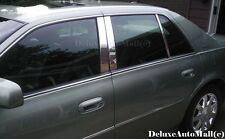 Chrome Stainless Steel Pillar Posts FOR Cadillac DeVille 2000-2005 DTS 2006-2011