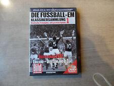 Die Fussball-EM Klassikersammlung Viertelfinale 1972 England- Deutschland DVD