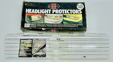 FORD ZJ ZK FAIRLANE GENUINE AUNGER NOS HEADLIGHT PROTECTORS