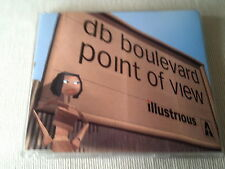 DB BOULEVARD - POINT OF VIEW - HOUSE CD SINGLE